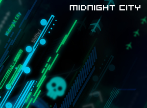 Набор кистей: Midnight City